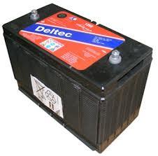 Deltec12v  - 105Ah Deep Cycle