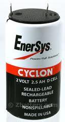 Cyclon 2v 2.5Ah