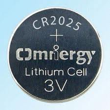 Omnergy  CR2025 Carded
