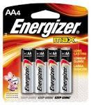 Energizer AA  BP-4