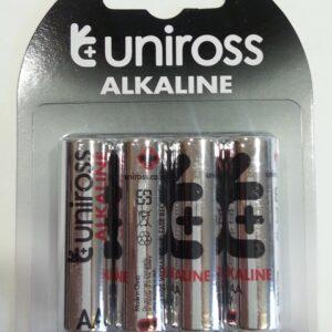 AA Alkaline  Carded BP-4