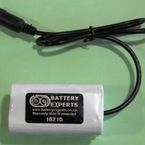7.2v 4400mAh Battery Pack (Samsung cells)