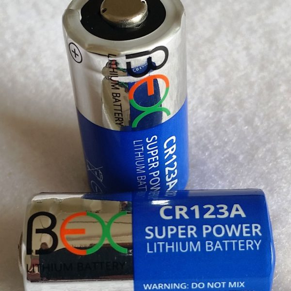 BEX CR123A   3v