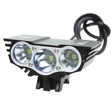 Bicycle Light Three LED 7.2v