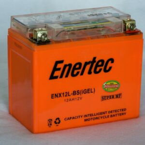 Enertec YTX12L-BS GEL Motorcycle battery