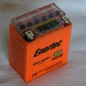 Enertec YTX7L-BS GEL Motorcycle battery