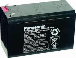 12v 7.2Ah Panasonic
