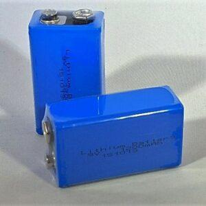 9v Lithium Neutral Brand