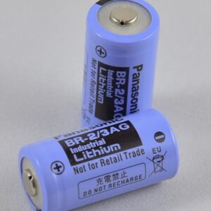 Panasonic BR 2/3-AG Industrial Lithium