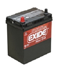 Exide 615 Car Battery