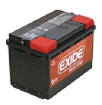Exide 657 Car Battery