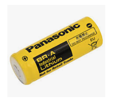 Panasonic BR-A battery