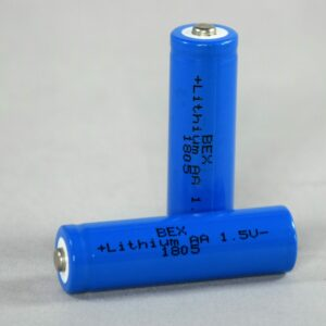 1.5v AA Lithium