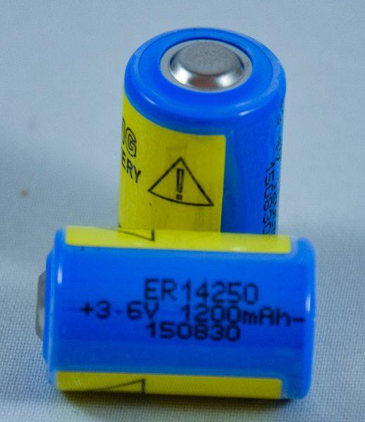 ER14250 3.6V