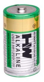 Alkaline D Hi Watt Bulk