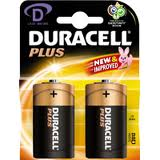 Alkaline Duracell PLUS D BP-2 MN1300