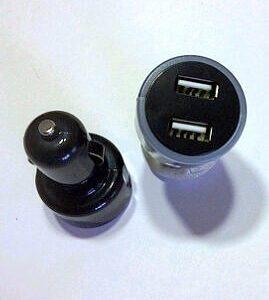 Dual USB 12V -1/2Ah Charger