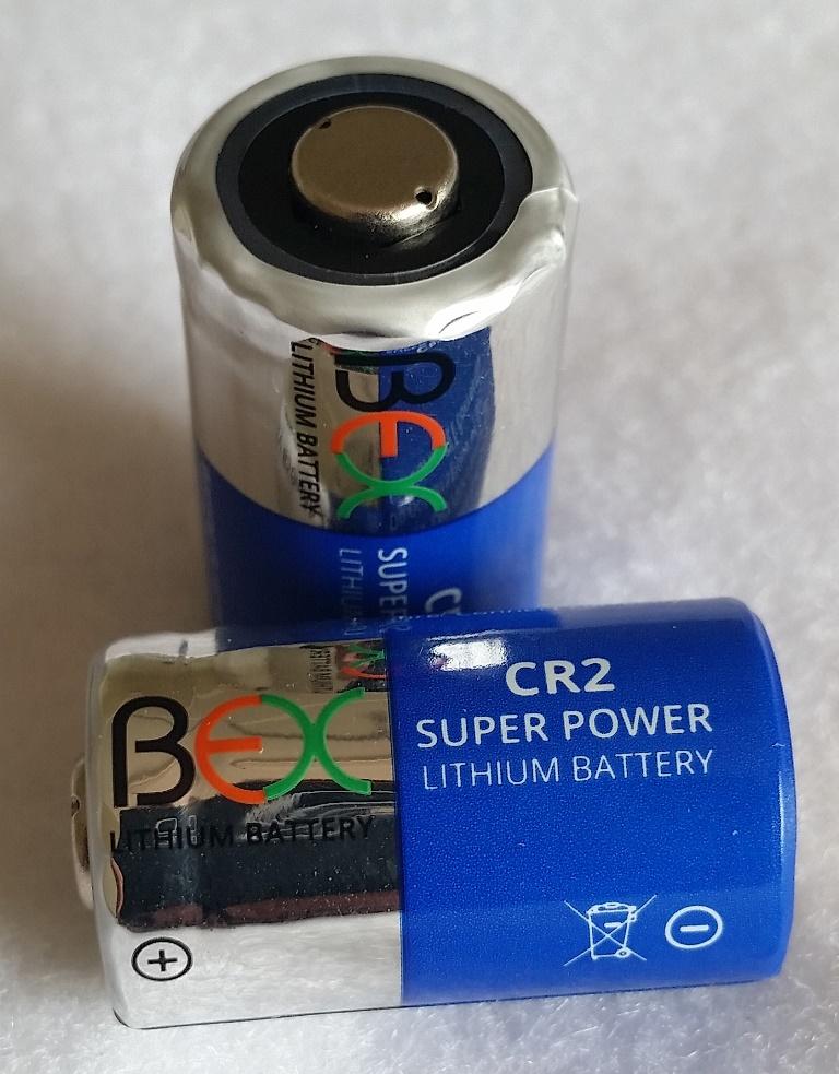 BEX CR2  3v