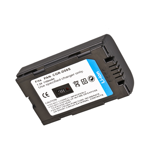 Panasonic CGR-D08/D120