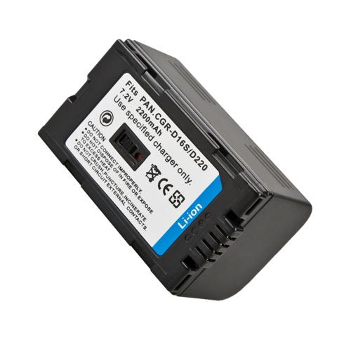 Panasonic CGP-D16/D220