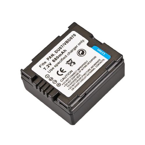 Panasonic CGA-DU07/VBD070