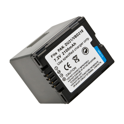 Panasonic CGA-DU21/VBD210