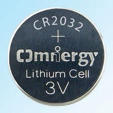 Omnergy  CR2032 Carded