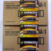 Duracell AA  BP-6 MN1500 (10cds)
