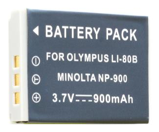 Olympus LI-80B