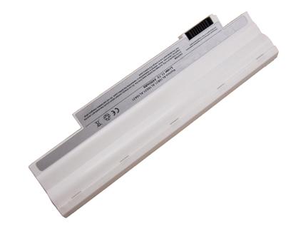 Acer  D260 11.1V 4400mAh White