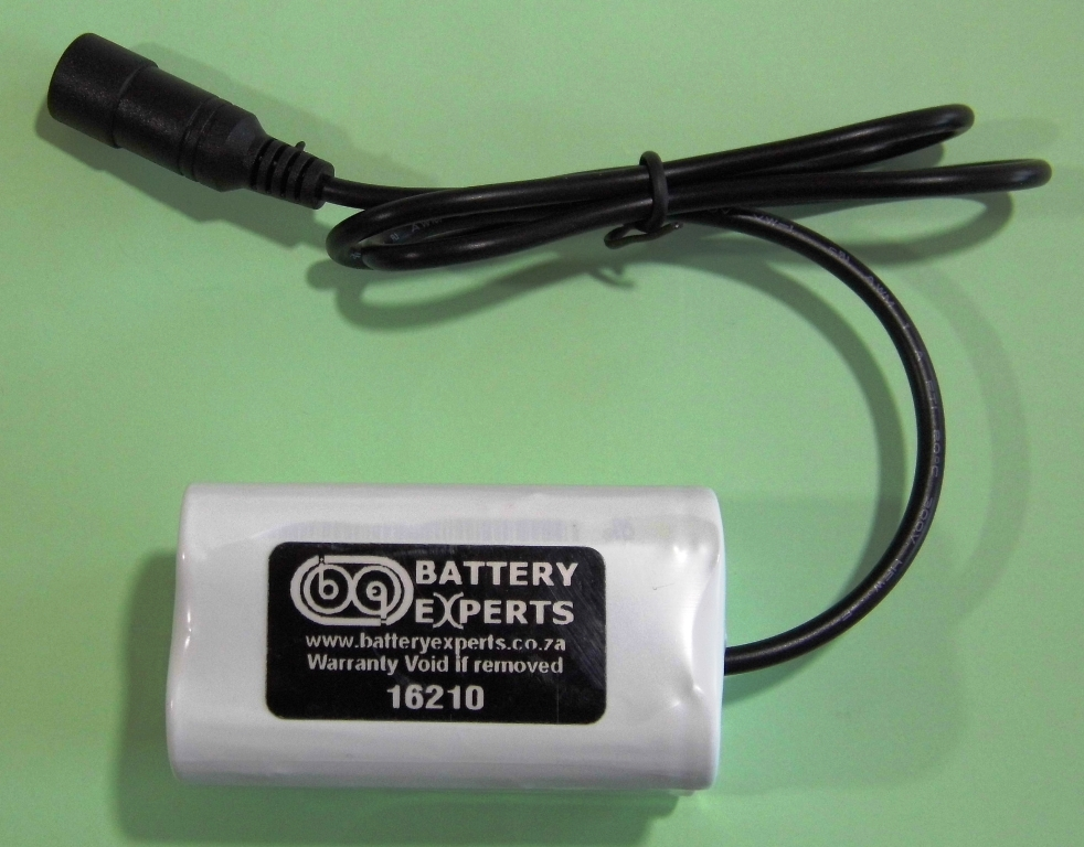 7.2v 4400mAh Battery Pack (Samsung cells)