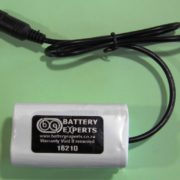 7.2v 4400mAh Battery Pack (Chinese cells)