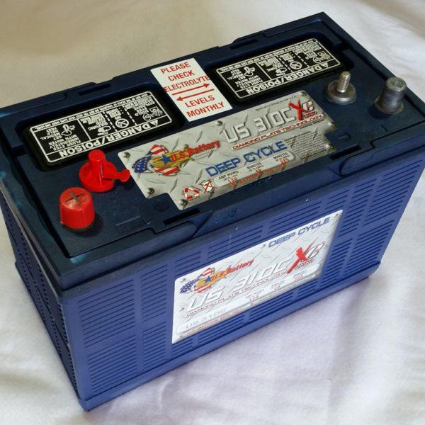 SLA Batteries:12 - 130Ah Deep Cycle