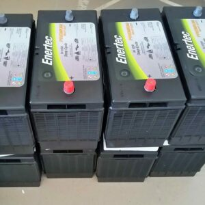 Enertec 12v - 105Ah  Deep Cycle Battery