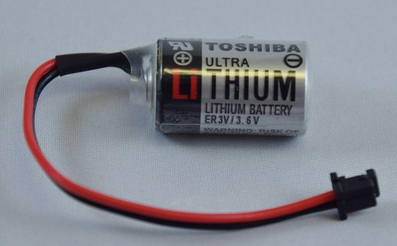 Toshiba ER3V /3.6v